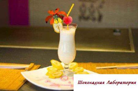 Молочно-лимонный напиток