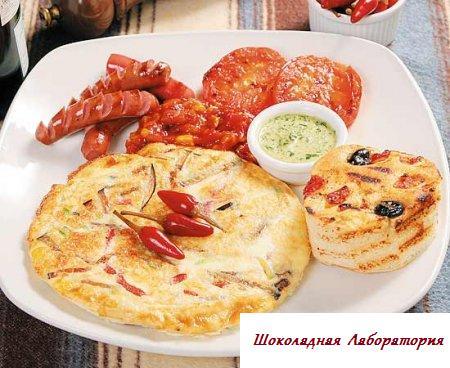 завтрак рецепты с фото, завтраки фото, рецепты смачного завтрака с фото, рецепты мексиканской кухни с фото (салаты), рецепты мира с фото и приготовление на завтрок, рецепты с фото завтраков