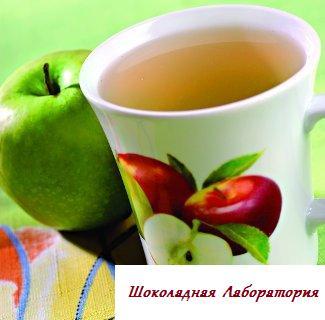 Рецепт - Яблочный взвар с медом