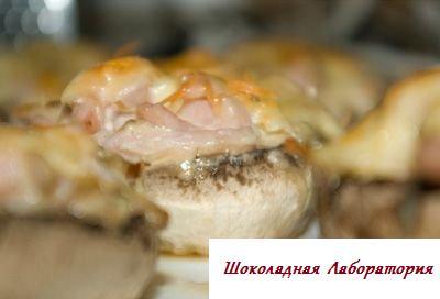 фаршированные грибы, грибы фаршированные, рецепт фаршированные грибы, блюда из грибов фаршированные, грибы фаршированные рецепт фото, как подготовить фаршированные грибы