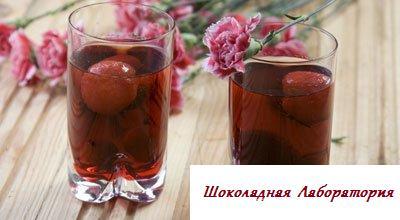 Рецепт - Коктейль Красная гвоздика