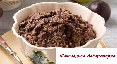 Рецепт - Мшош фасолевый