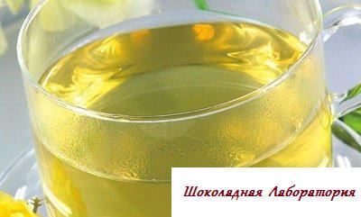 Рецепт - Чай из роз