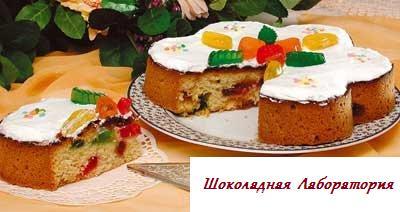 Рецепт - Мармеладный тортик