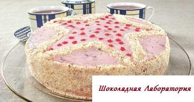 Рецепт - Тортик Командирский