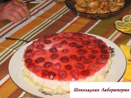 рецепт творожного пирога, как специализировать тортик с творожным кремом фото
