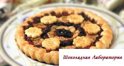 Рецепт - Пирог Ягоды