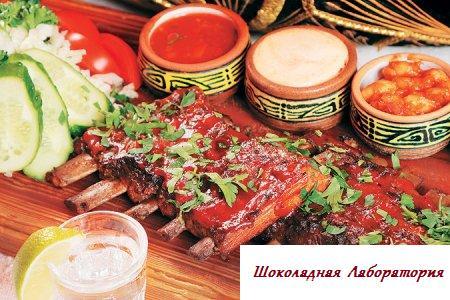 Рецепты приготовления блюд кавказской кухни