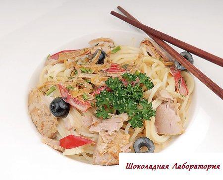 наилучшие салаты из тунца, рецепты с тунцом