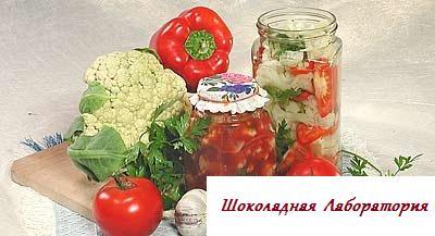 Рецепт - Капуста цветная Деликатес