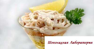 салат коктейль с кальмарами, салат с кальмарами рецепт с фото, салаты рецепты с фото с кальмарами, рецепты салата кальмарами с фото, рецепты салата с кальмарами с фото, рецепты салатов с кальмарами с фото