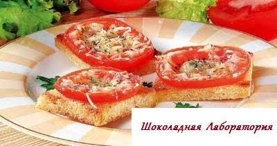 Рецепт - Потапцы с помидорками