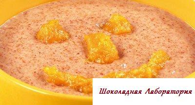 Рецепт - Каша Ухмылка