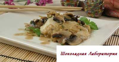 блюда из рыбного филе